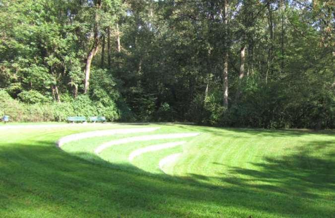Amphitheater Englischer Garten