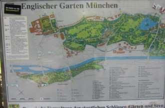 Englischer Garten Nordteil Mit Stauwehr Aumeister Hirschau