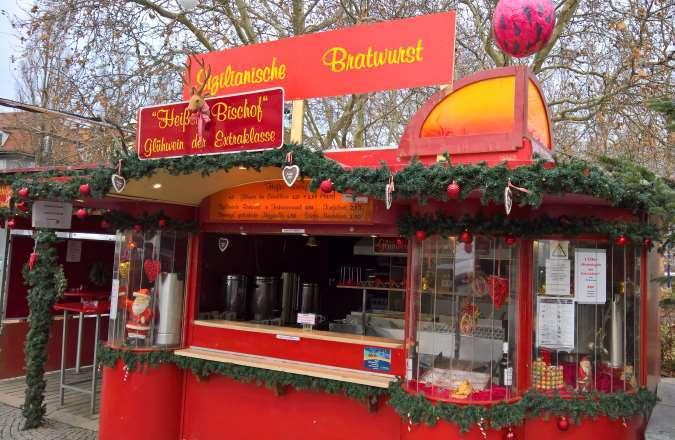 Weihnachtsmarkt Schwabing