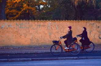 Englischer Garten Fahrradverleih am Englischen Garten