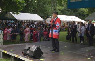 Japanfest München Erföffnungsrede Generalkonsul München