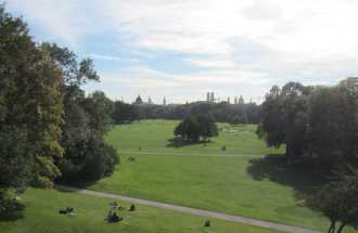 Spaziergang München - Tagesausflug Englischer Garten