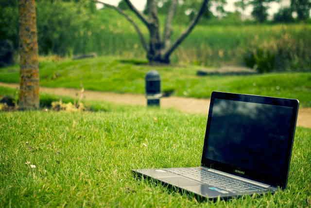 Kostenfreies WLAN im Englischen Garten