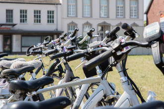 Fahrradtour Englischer Garten