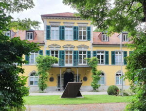 375 Hektar Festival Bühne Schlosspark Suresnes
