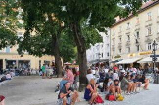 Feilitzschstrasse München und Wedekindplatz