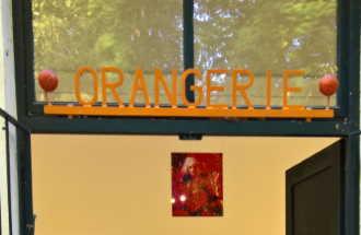 Orangerie München - Kunstausstellung im Englischen Garten